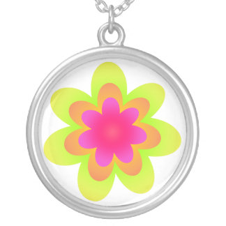 Hypnosis Round Pendant Necklace