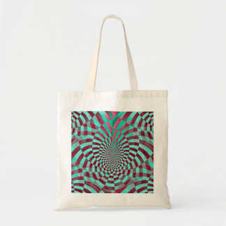 Hypnosis seamless grunge Pattern + your ideas Tote Bag