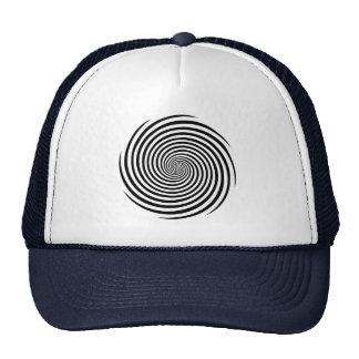 Hypnosis Spiral Hat