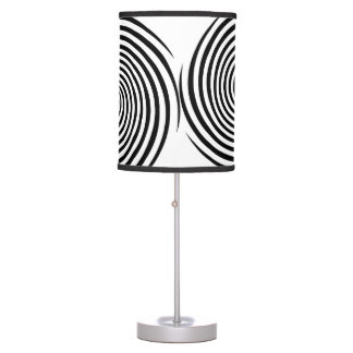 Hypnosis Spiral Table Lamp