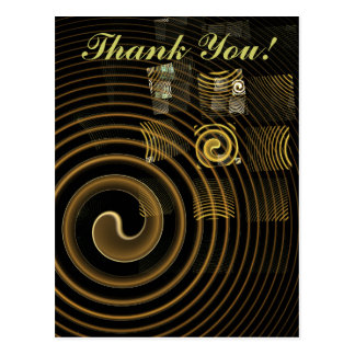 Hypnosis Thank You Postcard