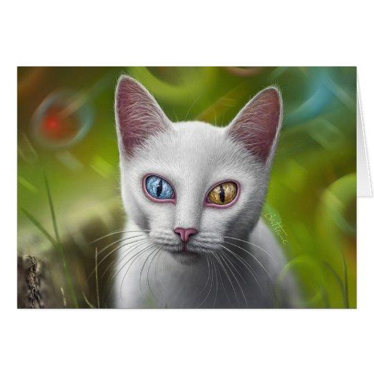 Hypnosis - Van Cat Card