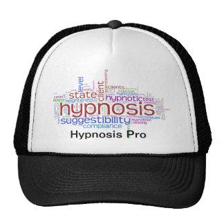 Hypnosis Word Art Trucker Hat