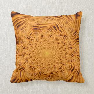 Hypnotic Basket Design Pillow