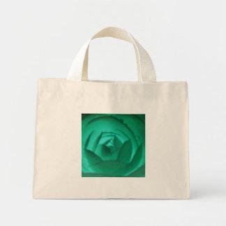 Hypnotic Camellia Flower Tote Bag