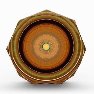 Hypnotic Circle Brown Award