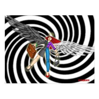 Hypnotic Confusion Postcard