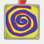 HYPNOTIC DESIGN FOR ALL OCCASIONS CHRISTMAS TREE ORNAMENTS