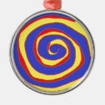 HYPNOTIC DESIGN FOR ALL OCCASIONS CHRISTMAS TREE ORNAMENT