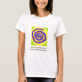 HYPNOTIC DESIGN FOR ALL OCCASIONS T-Shirt