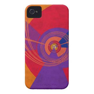 Hypnotic design iPhone 4 case