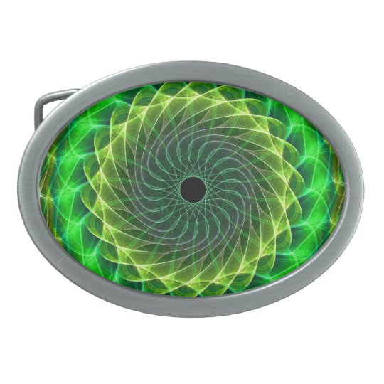 Hypnotic Eye - Bio Belt Buckle