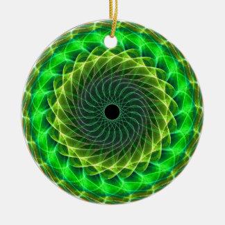 Hypnotic Eye - Bio Ceramic Ornament