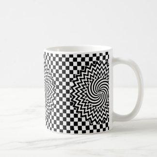 Hypnotic eye coffee mug