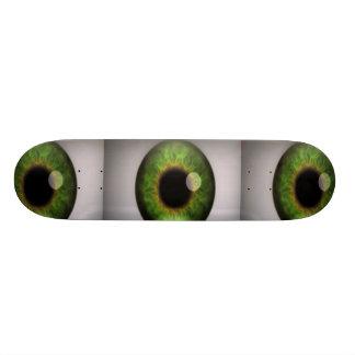 Hypnotic Eye Skateboard