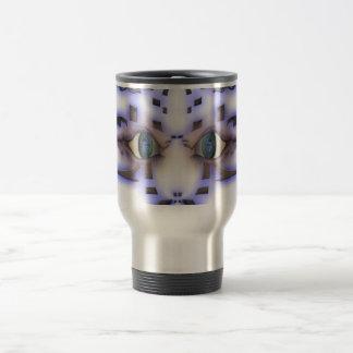 Hypnotic Eyes Coffee Mug