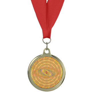 Hypnotic Eyes of the Sun Medal