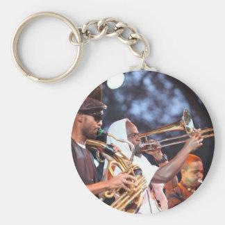Hypnotic Fan Fare Keychains