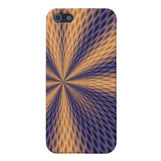 HYPNOTIC HONEY COMB COVER FOR iPhone SE/5/5s