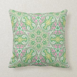Hypnotic Inspiration 4 Throw Pillow