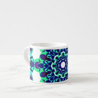 Hypnotic Mandala Espresso Cup