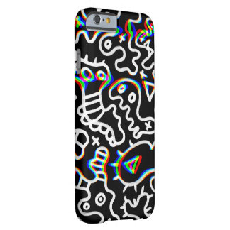 Hypnotic microbes barely there iPhone 6 case