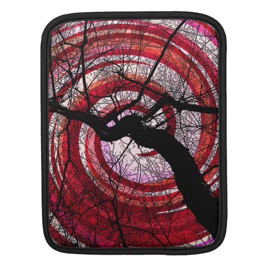 Hypnotic Nature Sleeve For iPads