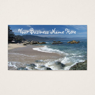 Hypnotic Pacific Business Card