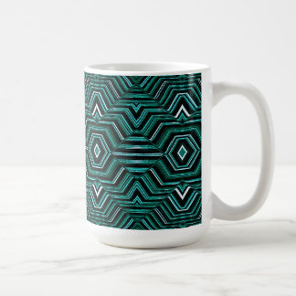 Hypnotic Pattern Design Mug