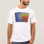 Hypnotic portal - Fractal T-Shirt