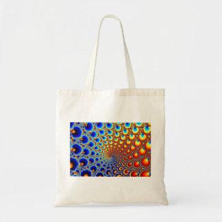 Hypnotic portal - Fractal Tote Bag
