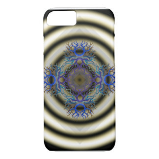 Hypnotic Rings with Pod of Life Patterns iPhone 8/7 Case