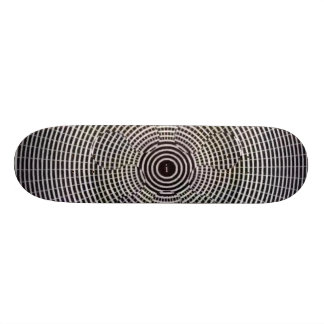 Hypnotic Skateboard