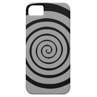 hypnotic spiral iPhone 5 covers