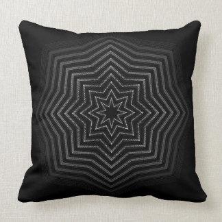 Hypnotic Square Pillow