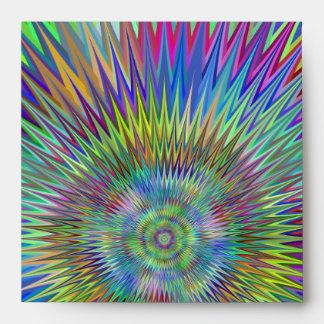 Hypnotic stars envelope