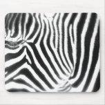 Hypnotic Stripes Mousepad