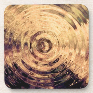 Hypnotic Water Ripples Whirpool Coasters