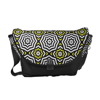 Hypnotic Yellow Bag