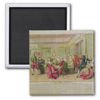 Hypnotism Session with Franz Anton Mesmer  1784 Magnet