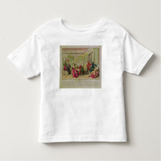 Hypnotism Session with Franz Anton Mesmer  1784 Toddler T-shirt