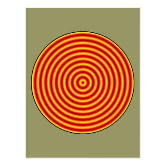 Hypnotist Postcard