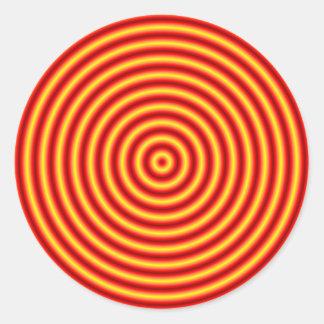 Hypnotist Stickers
