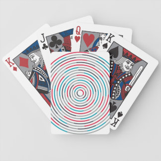 #Hypnotize Bicycle Playing Cards