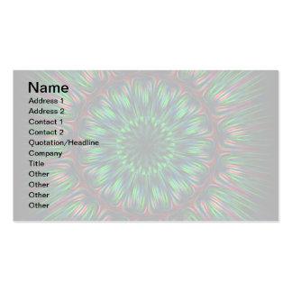 Hypnotize Business Card Template