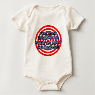 Hypnotize .. Funny Anesthesiologist Baby Bodysuit