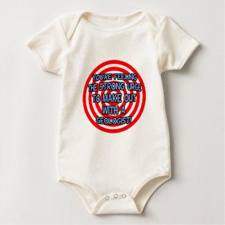 Hypnotize .. Funny Geologist Baby Bodysuit