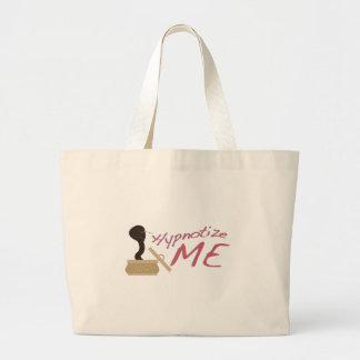 Hypnotize Me Large Tote Bag