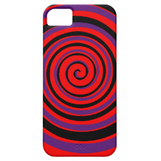 hypnotize spiral design iPhone 5 covers