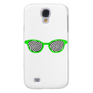 Hypnotize Sunglasses Green Rim The MUSEUM Zazzle G Samsung Galaxy S4 Case